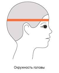 Бандаж для лица корректирующий, для сна, размер L - bandag1 - 1