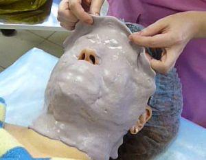 Альгинатная маска Французский парадокс (French Paradox peel off mask)
