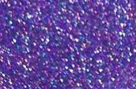 Фиолетовый голографический (0,1мм) глиттер