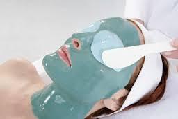 Альгинатная омолаживающая маска ЗОЛОТО